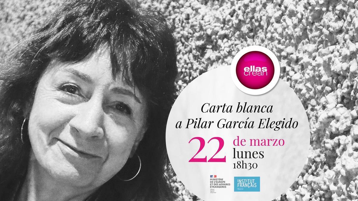 Carta blanca a...Pilar García Elegido