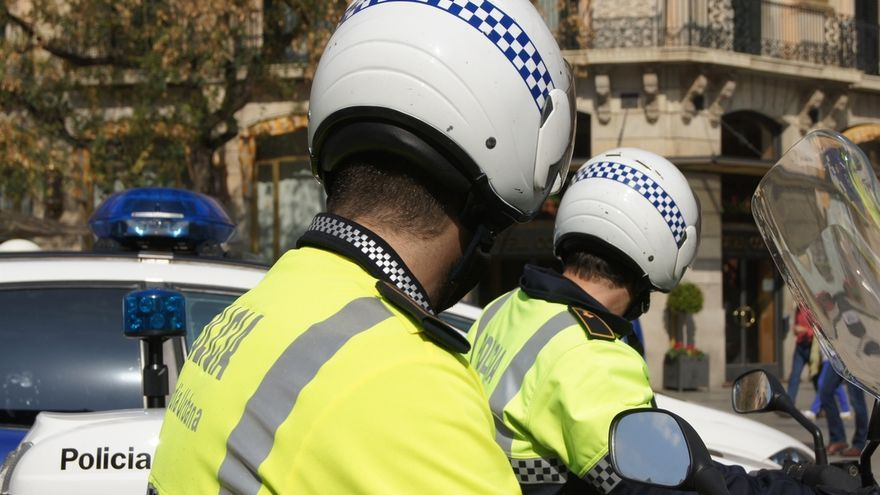 La Guardia Urbana custodia las urnas que guarda el Ayuntamiento para procesos electorales