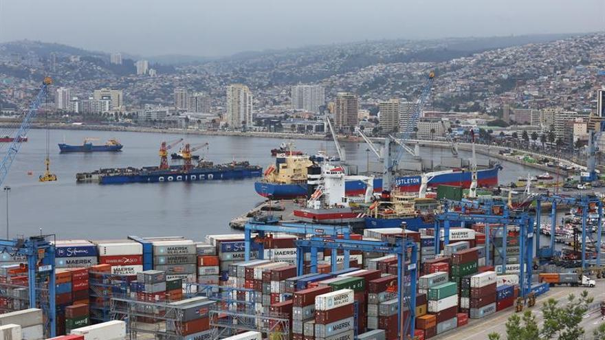 El dinamismo portuario cae en América, en parte por la tensión entre EE.UU. y China