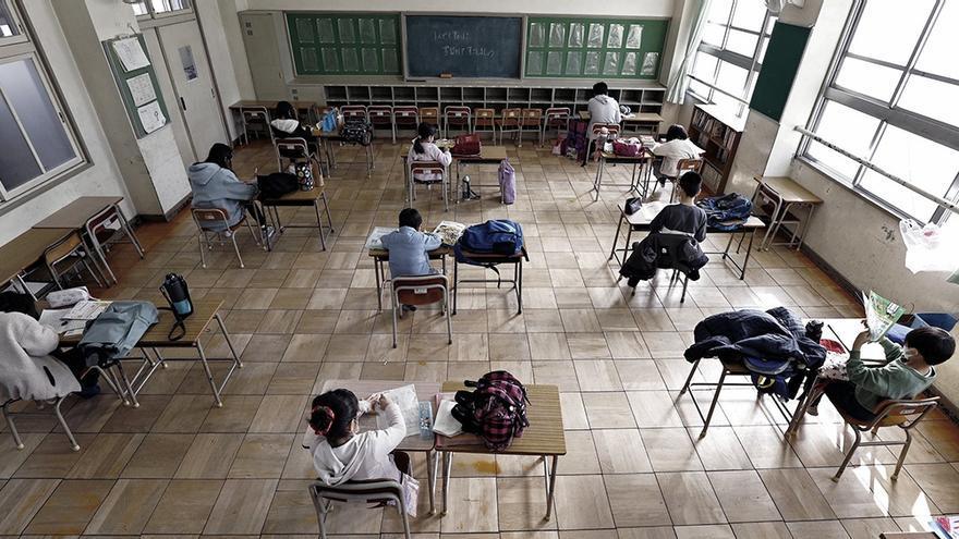 Escuelas en pandemia