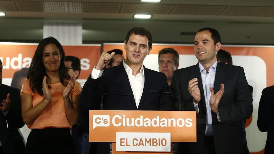Ciudadanos se sitúa como la tercera fuerza municipal en España y entra en diez Parlamentos autonómicos