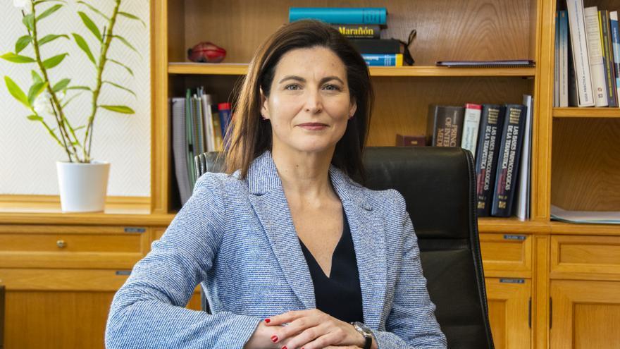 La investigadora Raquel Yotti.
