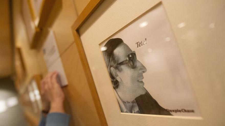 Tete Montoliu, a través de sus objetos personales en una muestra en Barcelona