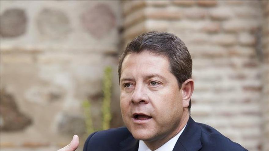 Page: me gustaría en CLM la misma unidad política con el agua que en Levante