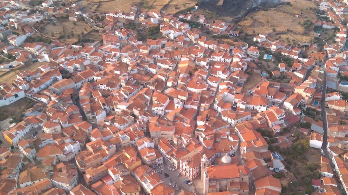 Los ciudadanos ya pueden hacer aportaciones a la ley contra el despoblamiento rural en Extremadura