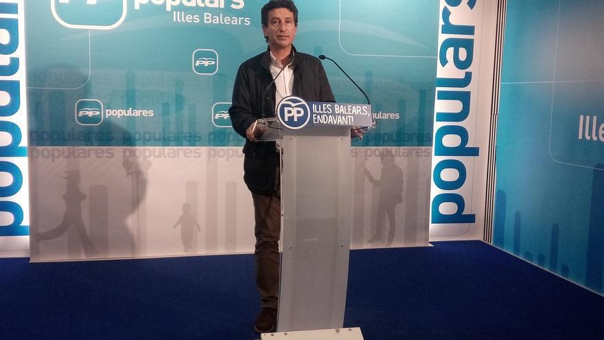 """El presidente del PP balear: """"Estamos trabajando para ir consumando la integración con personas de la otra candidatura"""""""