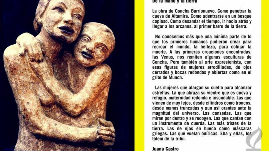 Exposición de Concha Barrionuevo, de la mano de Amnistía Internacional Andalucía