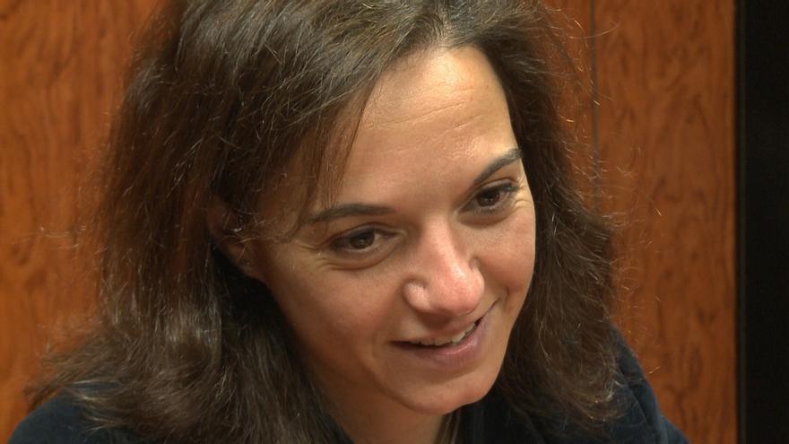 """Sara Hernández cree que el proyecto de Susana Díaz """"no representa el proyecto que puede aunar"""""""