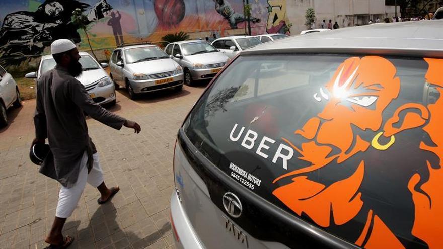 Uber cierra sus servicios en Dinamarca por una nueva ley de taxis