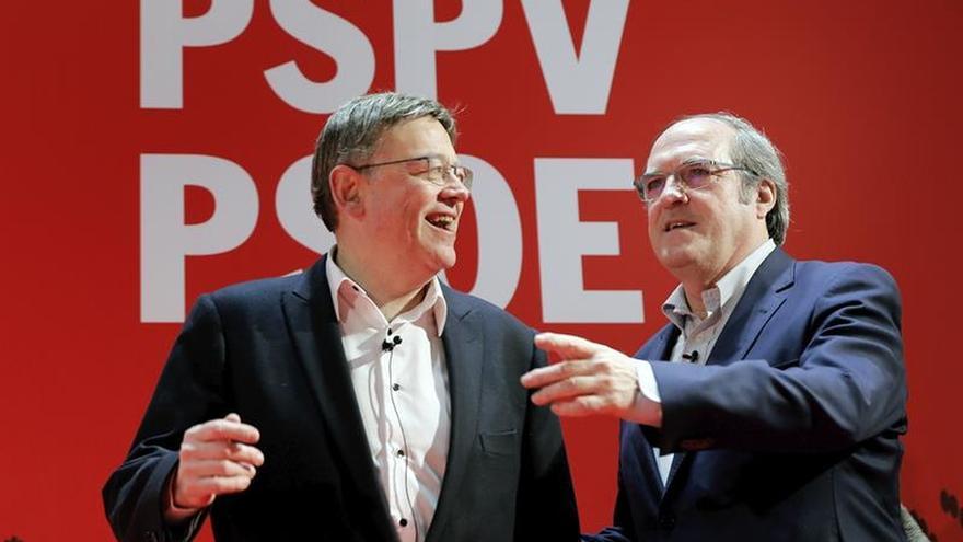 """Puig cree que el PSOE está haciendo """"una oposición útil"""" para los ciudadanos"""