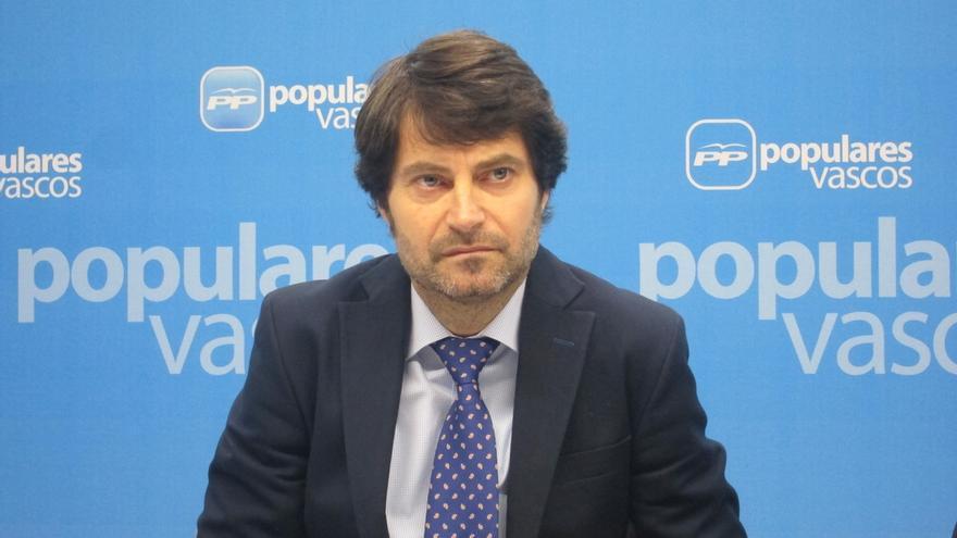 """PP insta a EH Bildu a condenar """"sin paliativos"""" la quema de autobuses, que considera """"terrorismo callejero"""""""