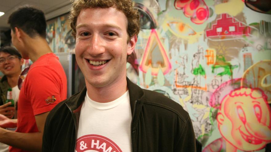 Biz Stone tiene un recuerdo bastante particular de cuando Mark Zuckerberg quiso comprar Twitter (Imagen: Scott Beale   Flickr)