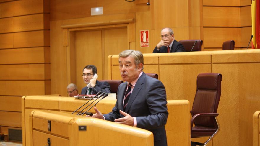 """El PP ve con """"normalidad"""" las convocatorias de la Comisión General de CCAA del Senado aunque las fuerce la oposición"""