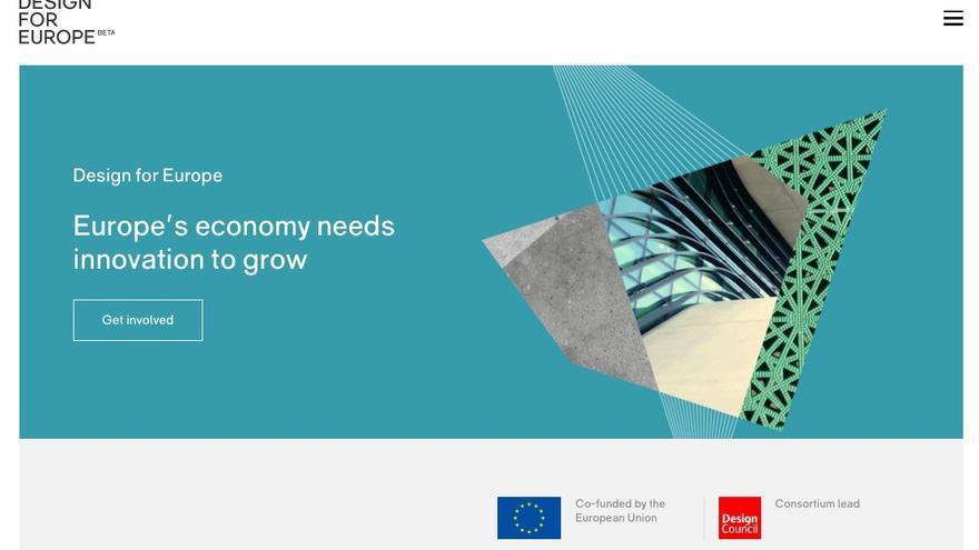 'Innovación' y 'crecimiento' son palabras que salen siempre en estrategias europeas, pero 'diseño' es nueva.