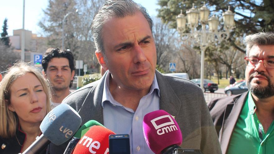 """Ortega Smith afirma que Vox """"probablemente"""" propondrá el cierre de CMMedia si tiene poder en el Gobierno de C-LM"""