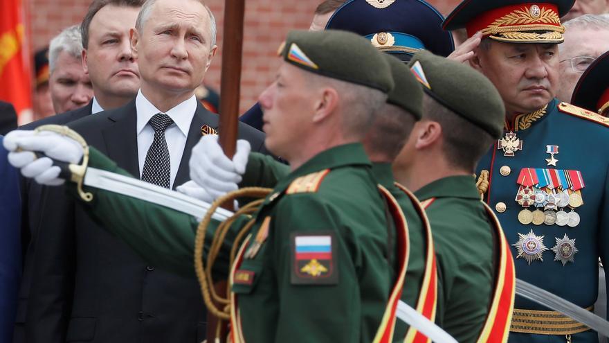 """El ministro de Defensa ruso dice que la situación en Afganistán es """"crítica"""""""