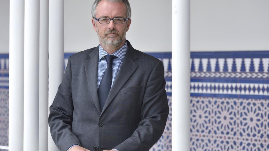Domingo Segado, diputado del PP en la Asamblea Regional de Murcia