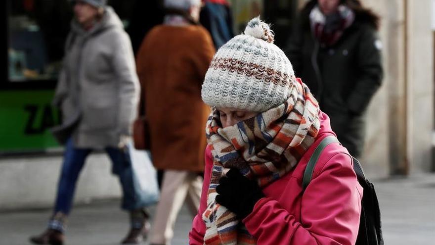 El pasado enero fue algo más frío de lo habitual y normal en precipitaciones