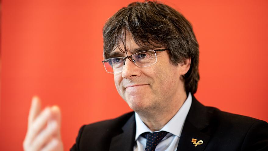 Puigdemont pide al TUE medidas urgentes para que se le reconozca como eurodiputado