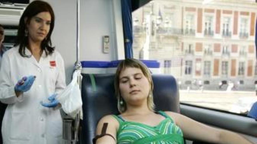 España, a la cabeza en donación de órganos y de sangre