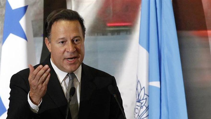 Interpol cree que el canal de Panamá ampliado abre nuevas rutas criminales