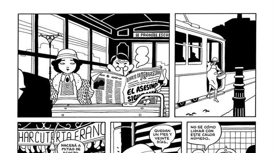 """""""Lamia"""", el nuevo cómic de Rayco Pulido con el que """"cierra un ciclo"""""""