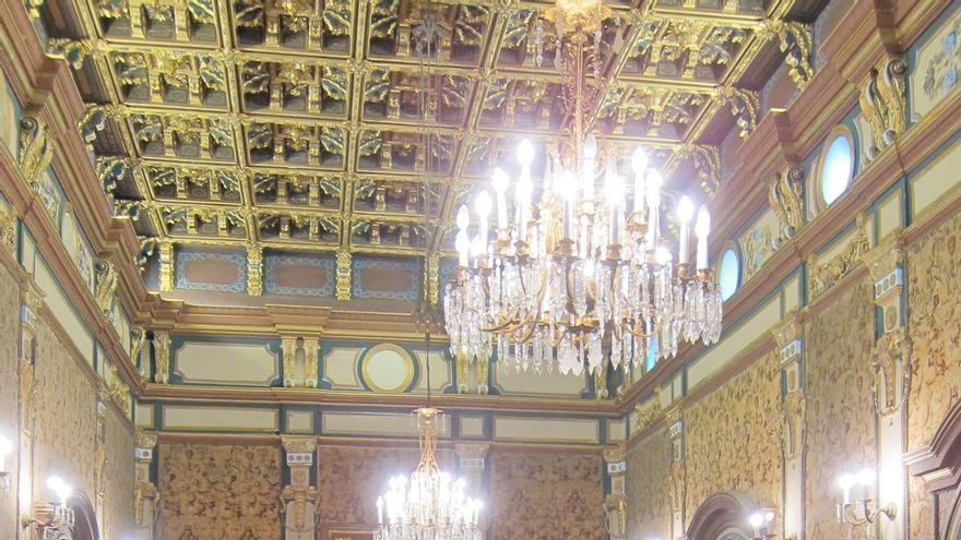 La Diputación de Salamanca retira la Medalla de Oro de la Provincia a Francisco Franco