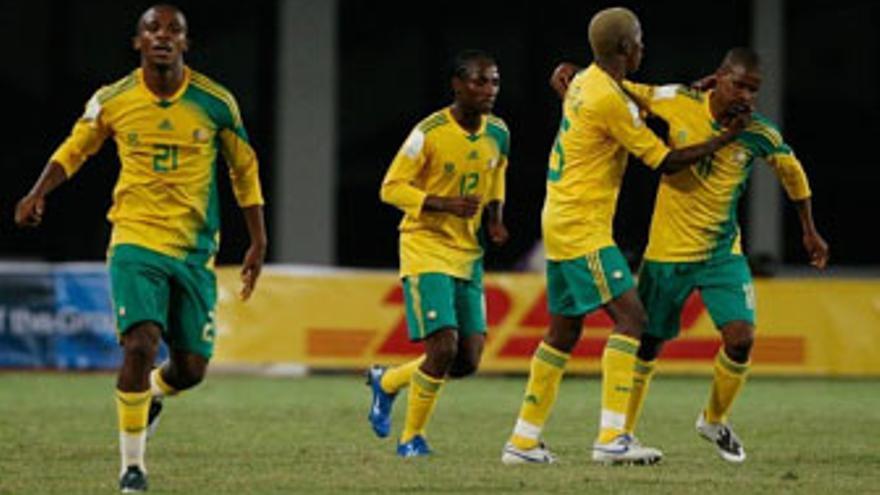 Sudáfrica cuenta con Parreira como seleccionador.