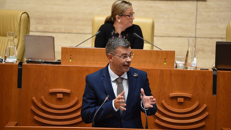 Jose Antonio Gonzalez diputado PSOE Extremadura