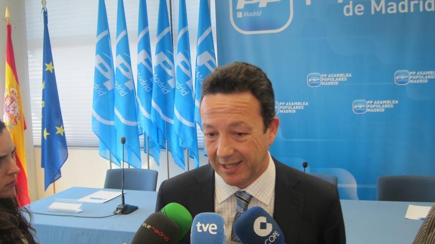 Henríquez de Luna pide que los miembros del PP de Madrid renuncien al cargo una vez hayan sido procesados
