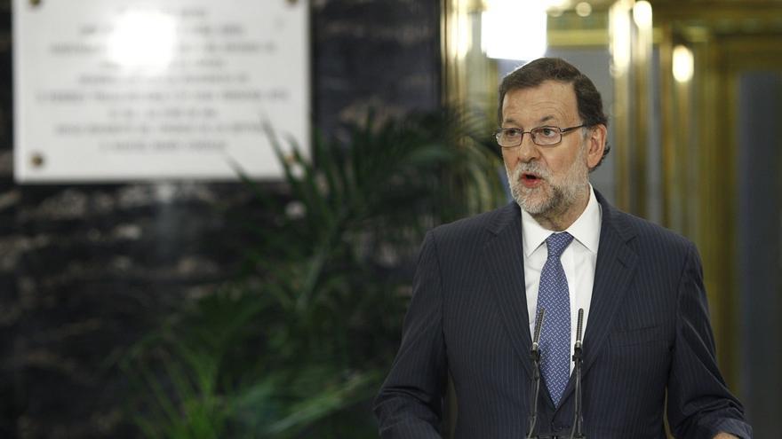 """El PP proclama que la figura de Rajoy es """"incuestionable"""""""