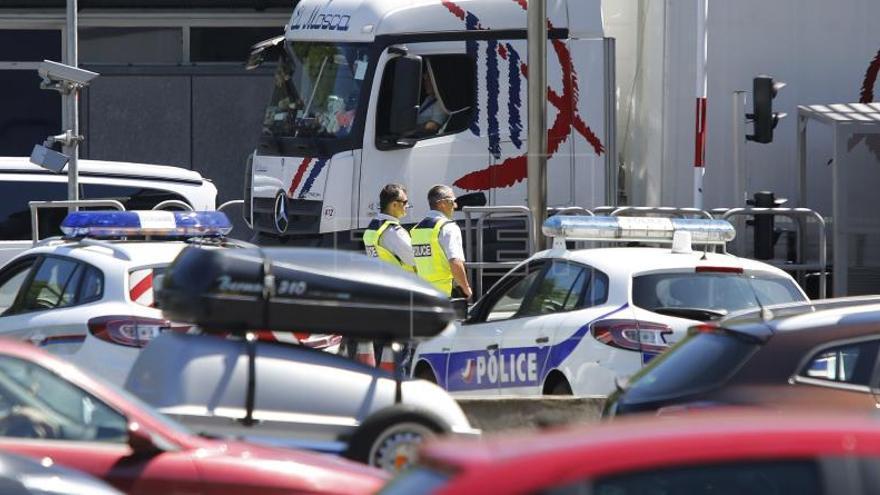El Tribunal Superior vasco tumba los peajes para camiones de Guipúzcoa