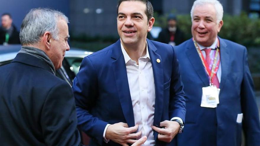 Los líderes de la UE abordan el brexit y la reforma de la eurozona en la segunda jornada de la cumbre