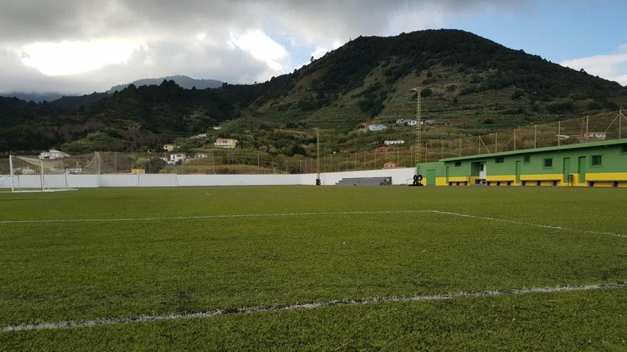 Campo de fútbol de Puntallana.