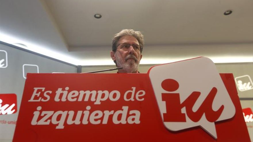 Tres de cada cuatro militantes de IU votan a Garzón como coordinador general