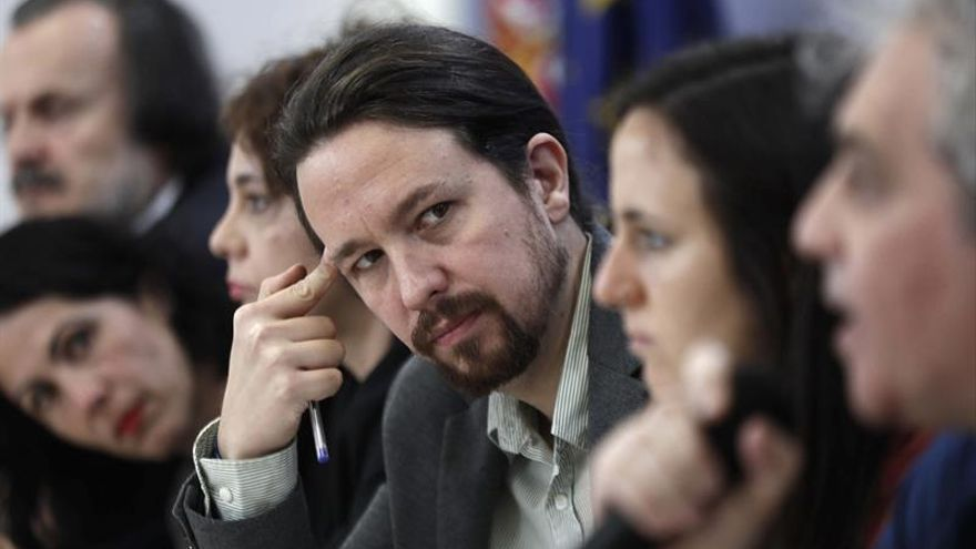 Iglesias apuesta por acordar con el PSOE un gobierno de cambio en Madrid
