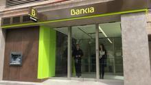 Imagen de archivo de una sucursal de Bankia.