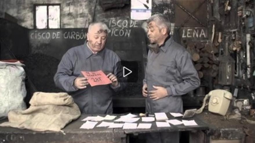 Manuel Casal y Modesto Barragán protagonizan el vídeo de disculpa de Canal Sur