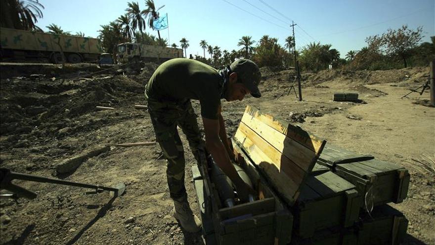 El EI ejecuta a otros 100 miembros de una tribu iraquí cerca de Ramadi