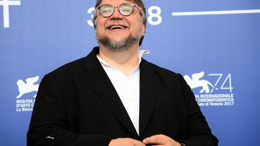 Guillermo del Toro, uno de los principales favoritos para el León de Oro
