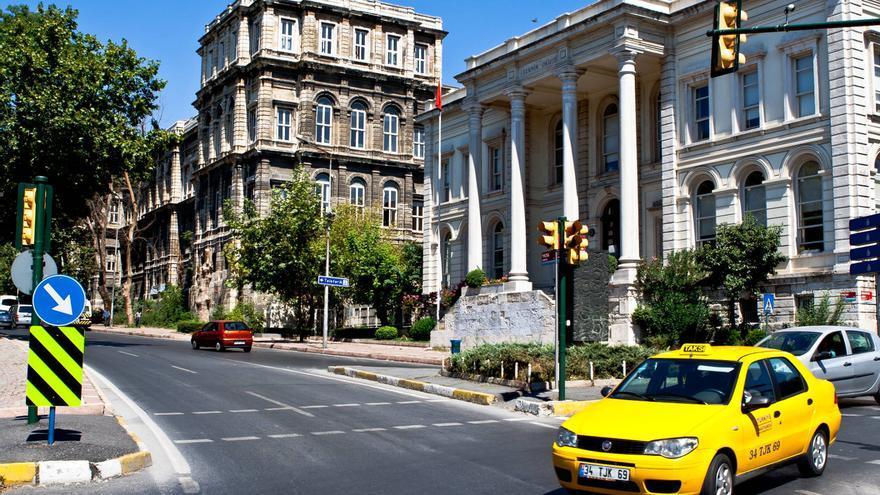 Edificios del barrio de Besitkas, uno de los más exclusivos de Estambul. VIAJAR AHORA