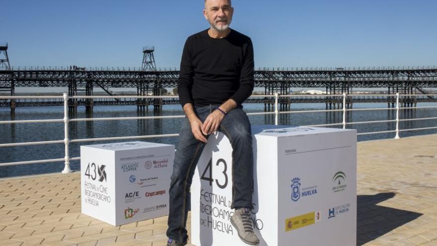 Darío Grandinetti, en Huelva