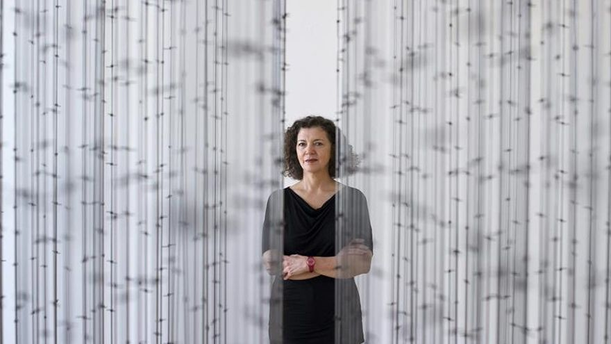 La artista Mona Hatoum, primer premio Trobades Albert Camus