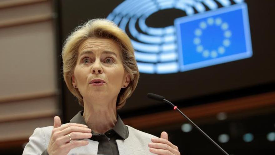 Von der Leyen presenta el Pacto Verde Europeo, su gran hoja de ruta climática