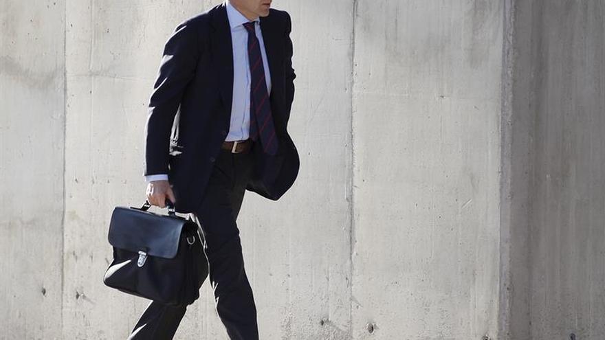 """López Madrid: """"Me acusan cuando perdí 20 millones en la salida a bolsa de Bankia"""""""