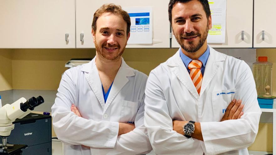 El estudio ha sido llevado a cabo por el embriólogo Víctor Blasco y un equipo de investigadores del que también formó parte el Dr. Manuel Fernández, director de IVI Sevilla.
