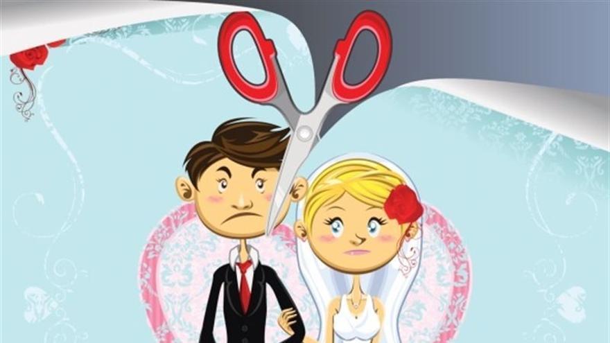 Canarias, a la cabeza en nulidades, separaciones y divorcios