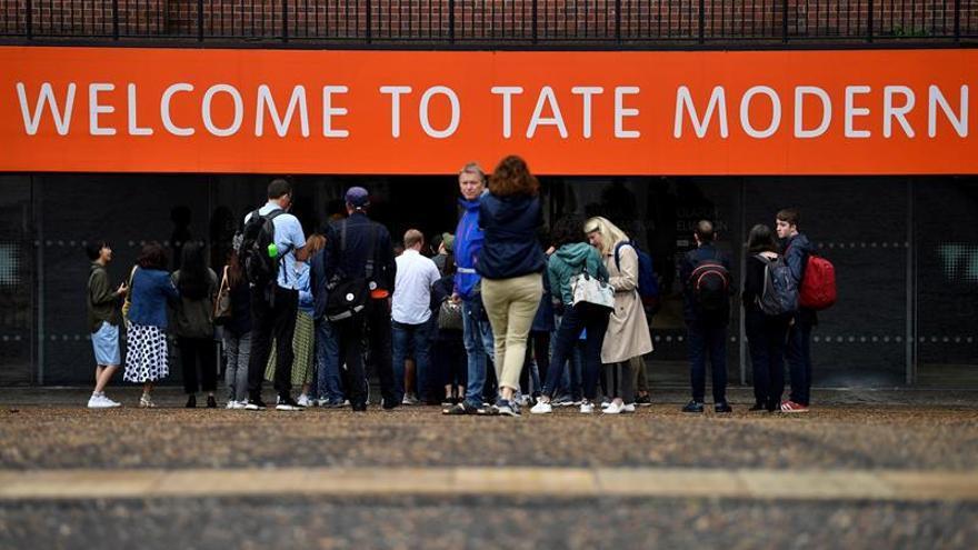 Acusado de intento de asesinato por arrojar a un menor desde la Tate Modern