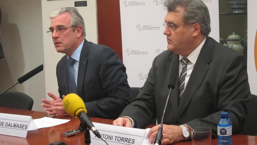 """Farmacias de Cataluña ven """"impresentables"""" las palabras de la Generalitat y piden a todos que no se les utilice"""