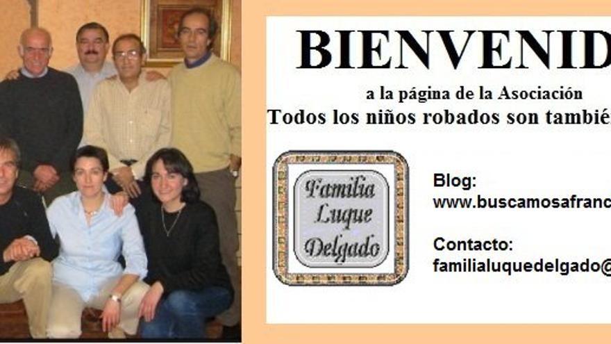 Familia Luque Delgado.